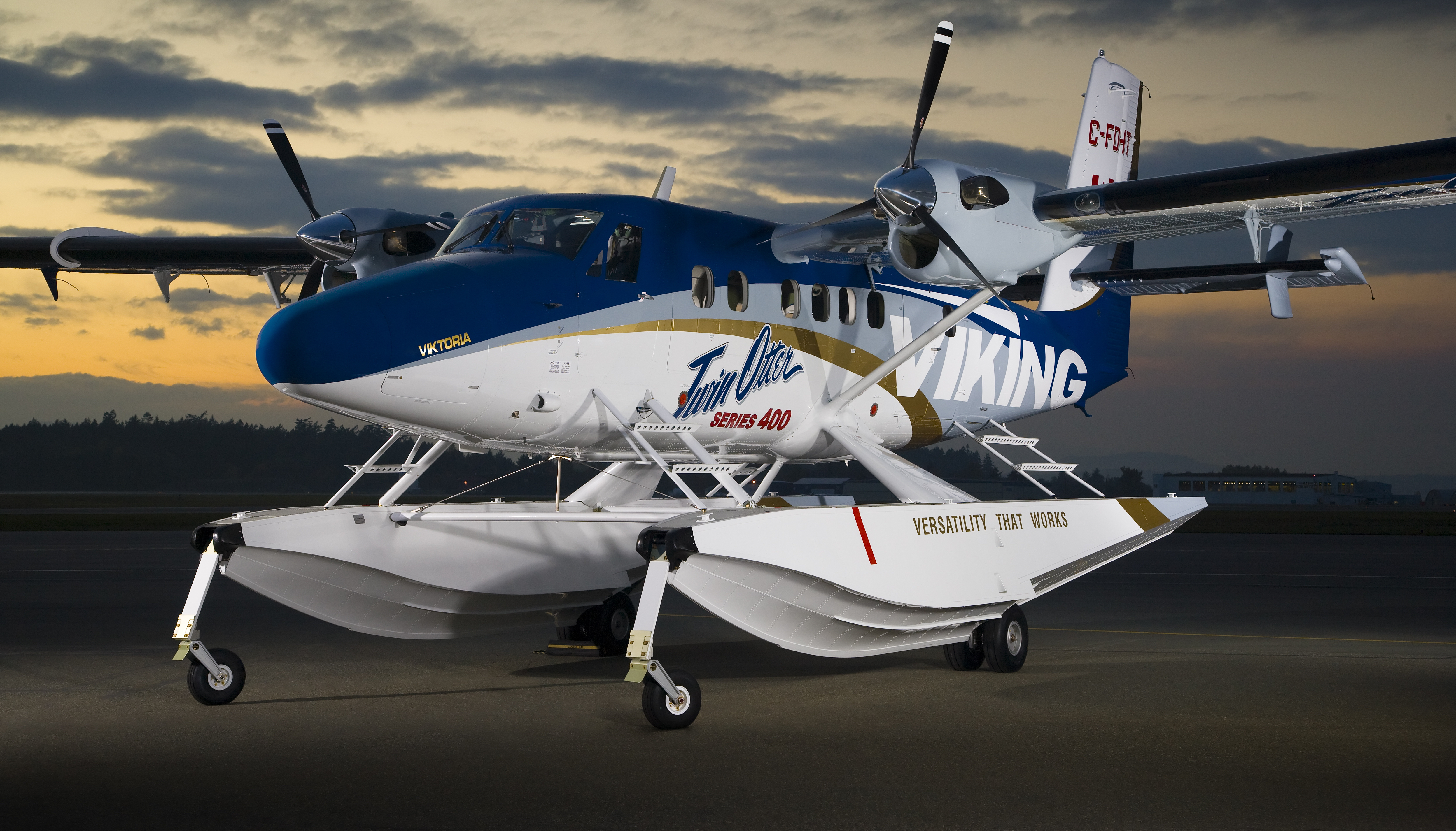 what is an amphibious aircraft