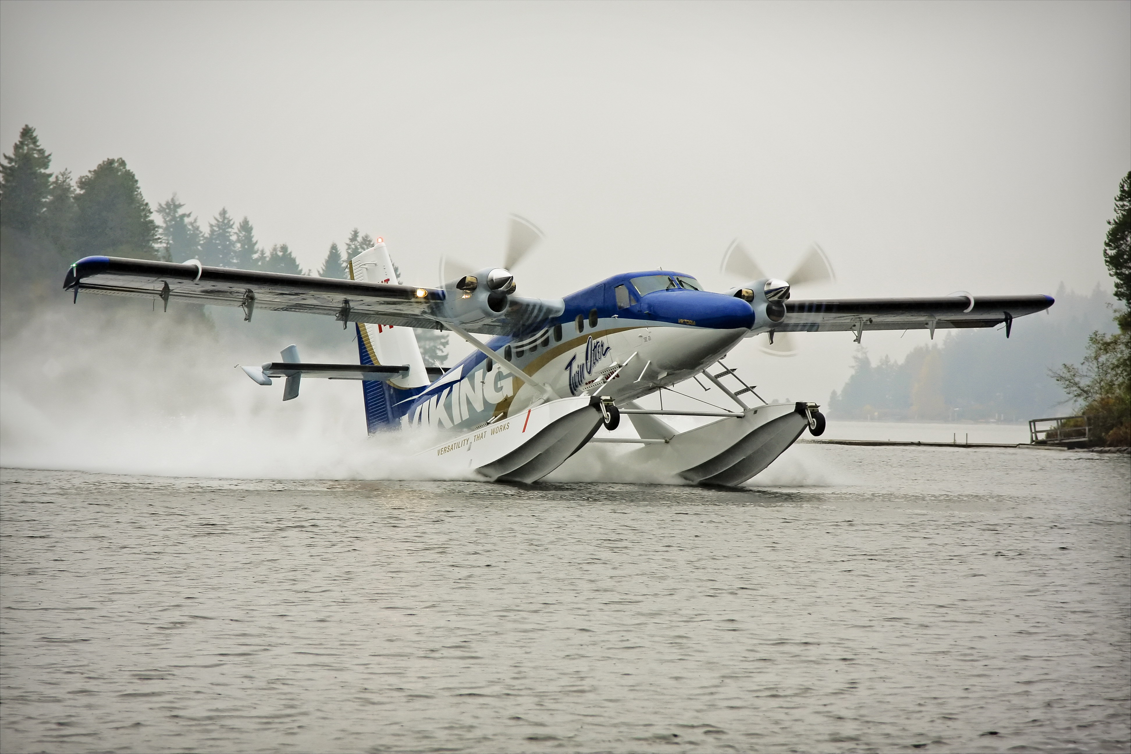 Viking Twin Otter DHC-6