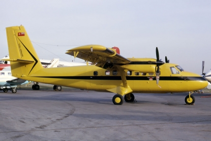 First Twin Otter delivered to the Ontario Government