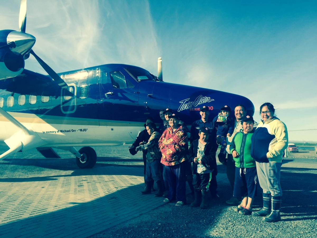 50th Anniversary Twin Otter Celebration Tour