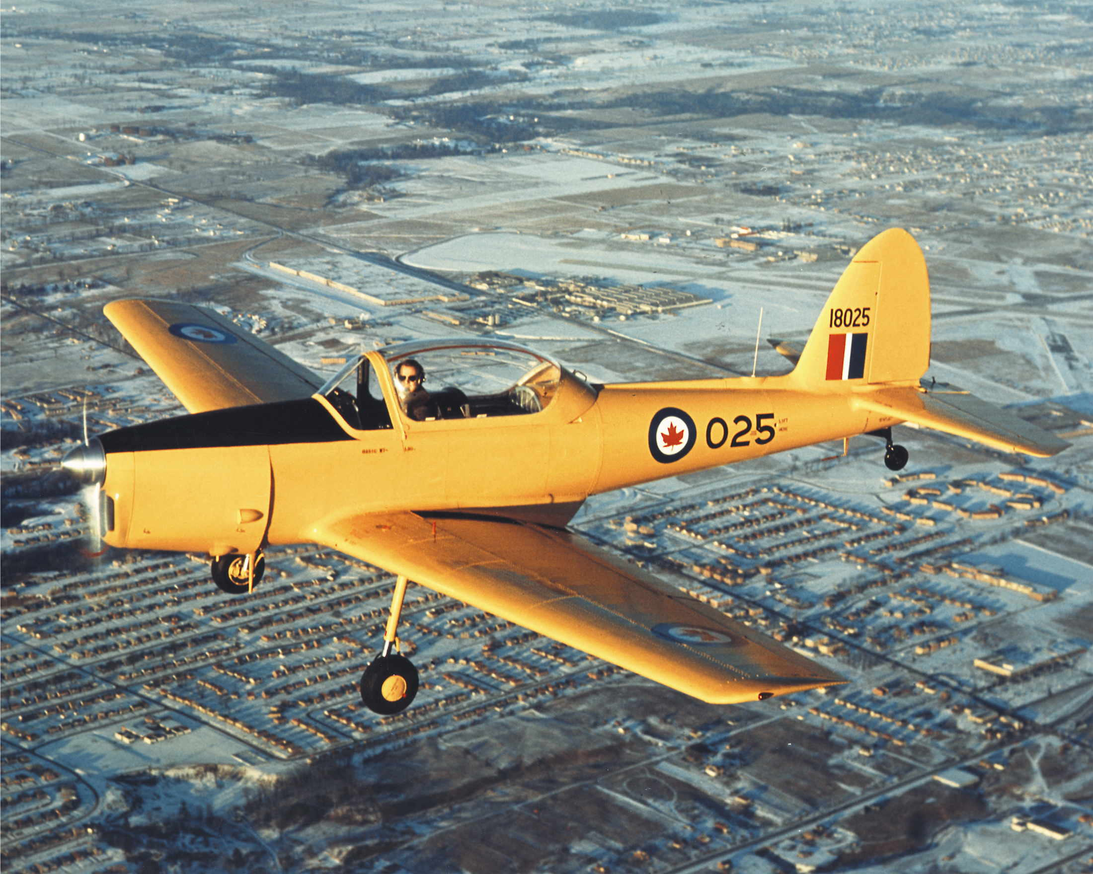 Dhc 1 Chipmunk Viking Air Ltd