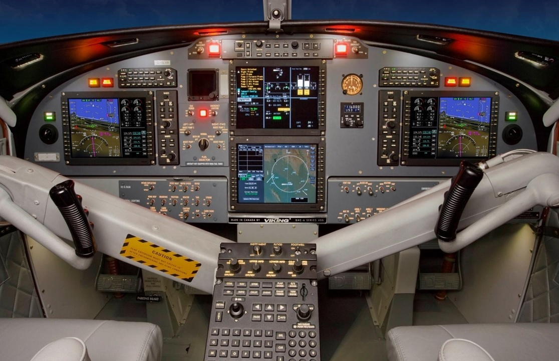 Viking Introduces Phase II Avionics Upgrade for Series 400 Twin Otter