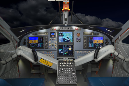Viking Avionics - Honeywell Apex Suite