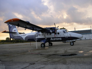 Aurora Airlines Viking Twin Otter