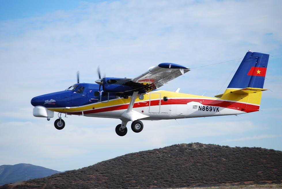 How much does it cost to operate a Series 400 Twin Otter?   Viking