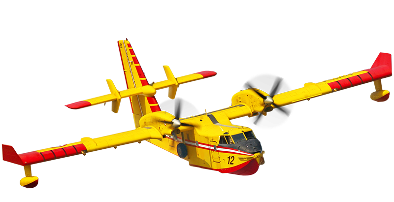 Viking Aerial Firefighter Aircraft