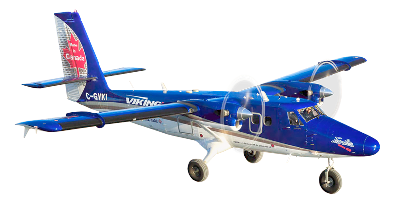 Viking Series 400 Twin Otter Aircraft