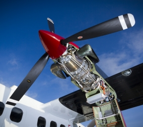 Twin Otter Exterior
