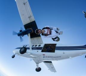 Viking Twin Otter Recreational Parachute