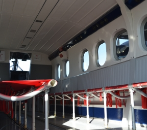 Viking Twin Otter Parachute Interior Options