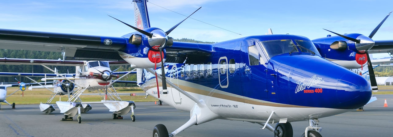 Twin Otter Series 400 and DHC-2 Beaver