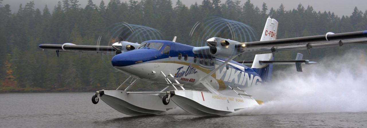 Amphibious Twin Otter Series 400