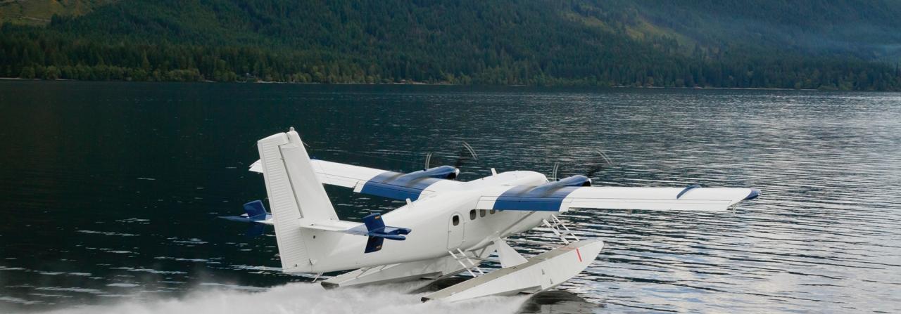 Viking 400S Seaplane