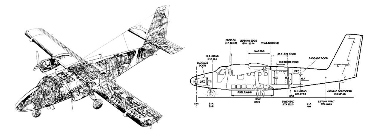 dhc technical publications viking air ltd pa systems schematics aviation engineering schematics #22