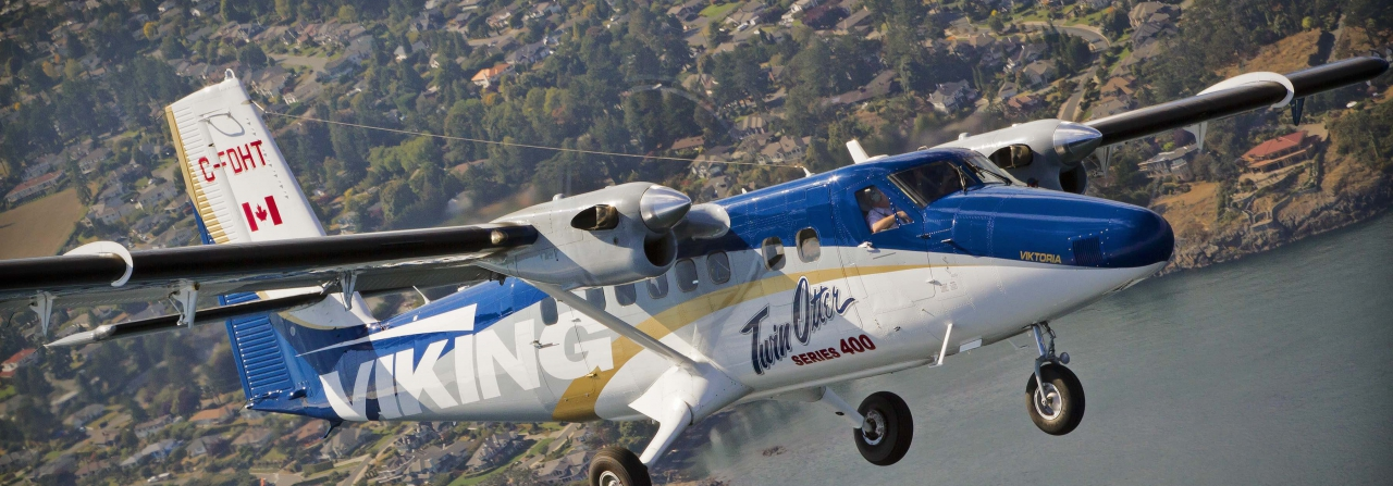 Viking Twin Otter 50 Anniversary Celebration Tour 2015