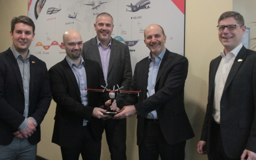 Antavia Selected as 1st Factory Endorsed Component Centre for Viking's Aerial Firefighting Aircraft Program