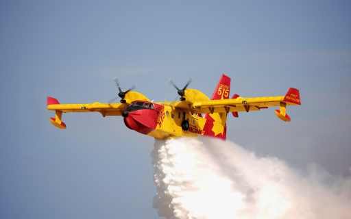 Viking Canadair CL-515 Aerial Firefighter & Multi-Role Amphibian