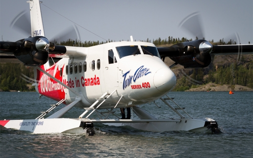 Twin Otter 400 100 Aircraft