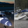 Camouflage Guardian 400 and DHC-6 Twin Otter Series 400