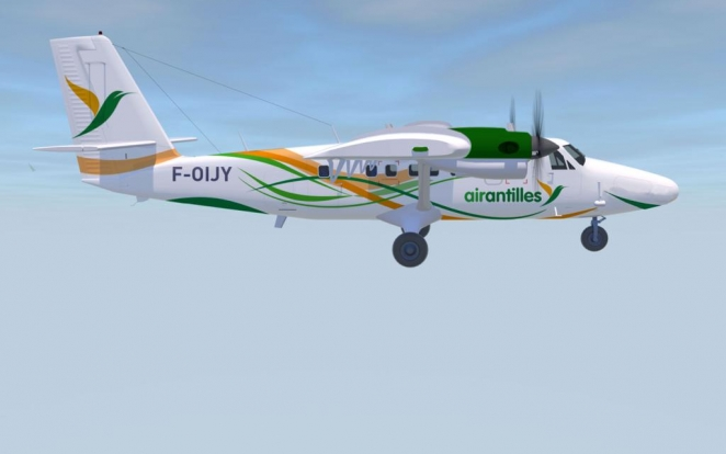 Air Antilles Series 400 Twin Otter