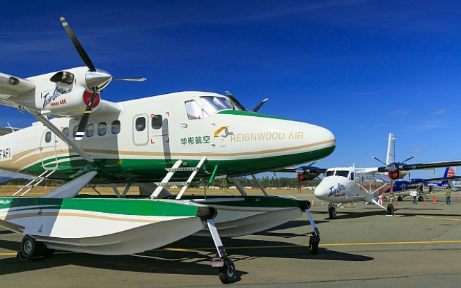 Reignwood Air's Series 400 Twin Otter