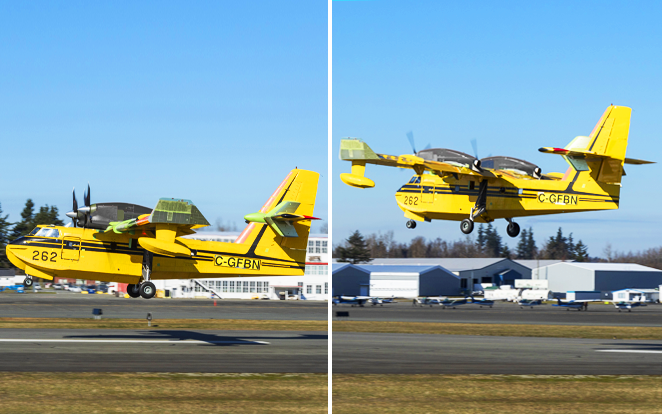 CL-415 EAF Aircraft Photo