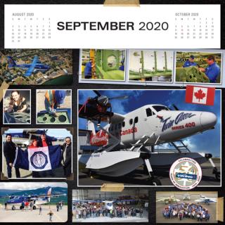 September calendar preview