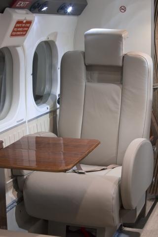 Cabin Interior - Executive - Viking