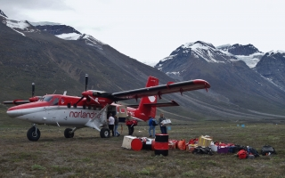 Norland Air Viking Twin Otter