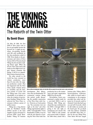 Wings Magazine article