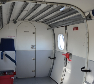 Viking Twin Otter Guardian Door Option