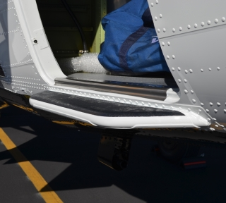 Viking Twin Otter Parachute Step