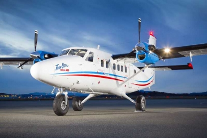Viking Twin Otter Series 400 new certifications