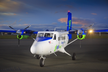 50th Twin Otter delivery