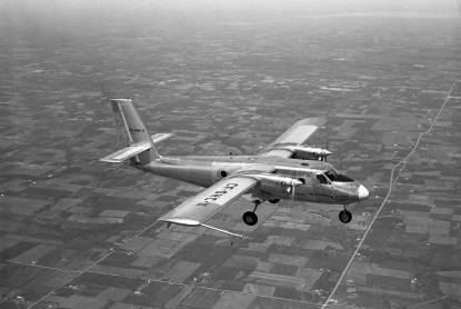 First flight of the DHC-6 Twin Otter